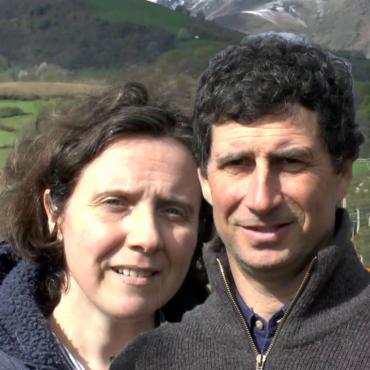 Agnès et Jean-François Gorostiague
